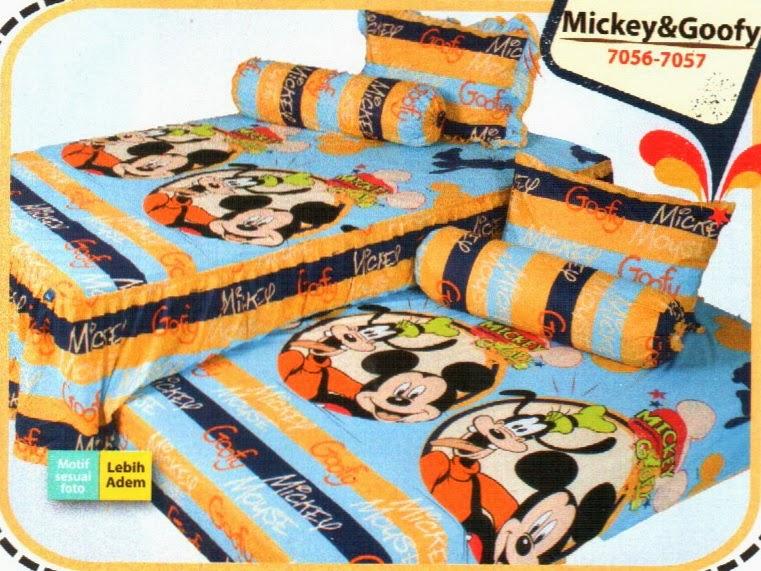Sprei My Love Duo Disney U2013 Mickey U0026 Goofy